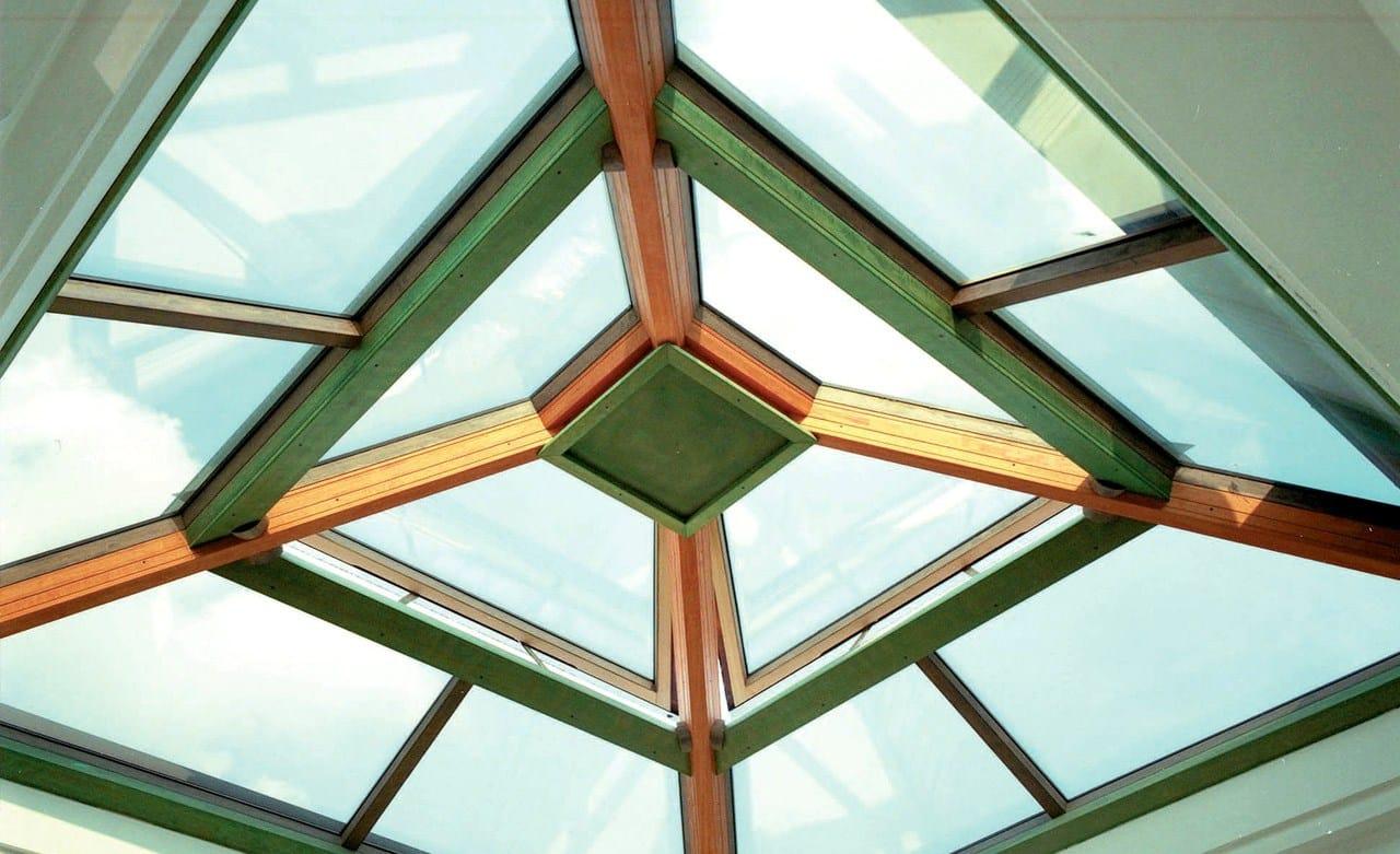 Dachfenster lichtband skylight by capoferri serramenti - Dachfenster skylight ...