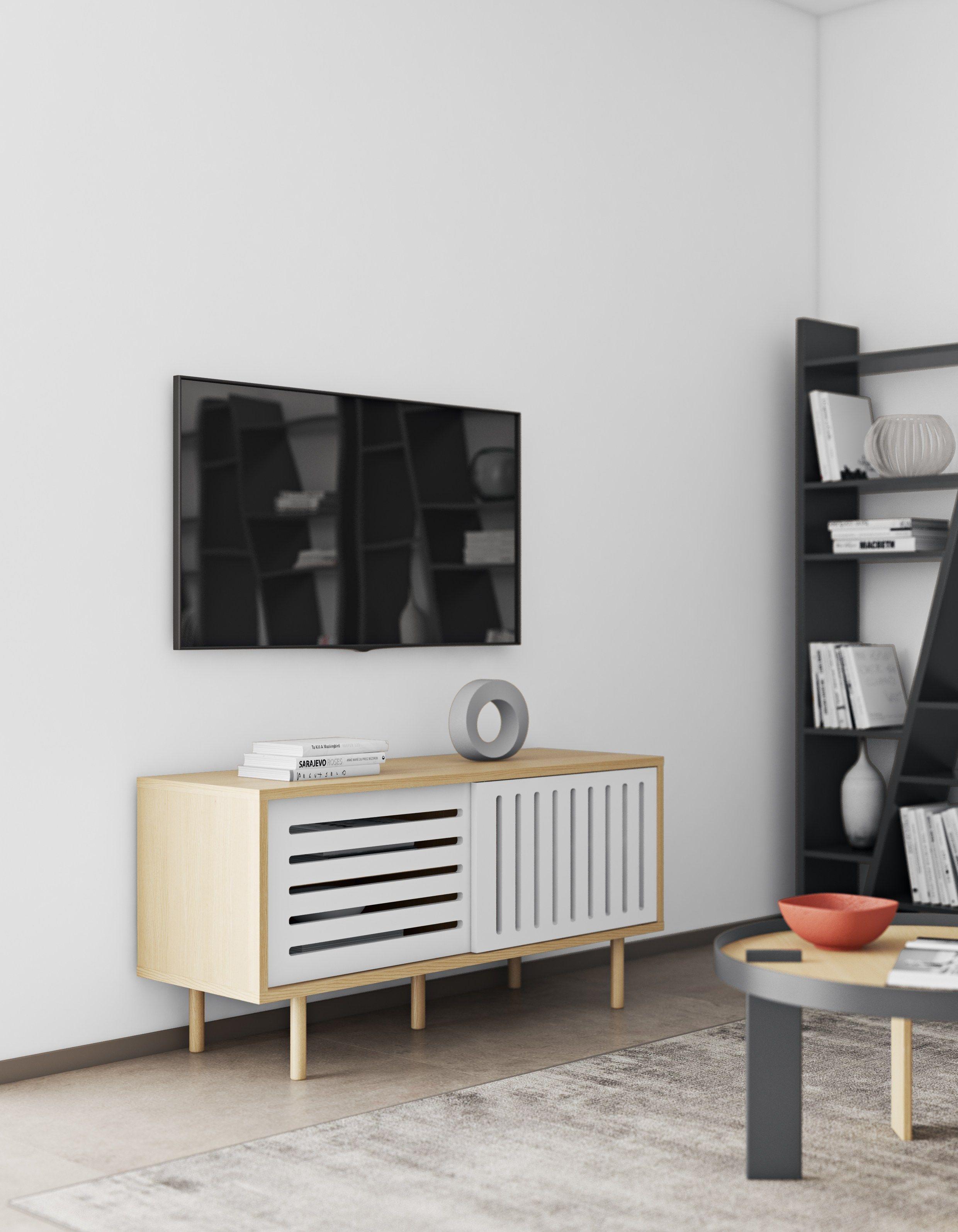 dann stripes  tv cabinet dann collection by temahome design  - dann stripes  tv cabinet dann collection by temahome design rodolphecastellani