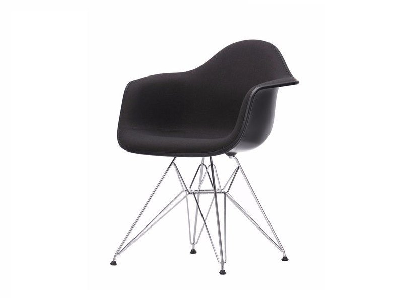 Dar sedia imbottita by vitra design charles ray eames for Sedia design vitra