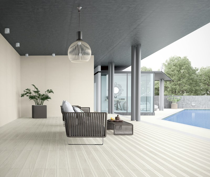 carrelage ext rieur effet bois deck by revigr s. Black Bedroom Furniture Sets. Home Design Ideas