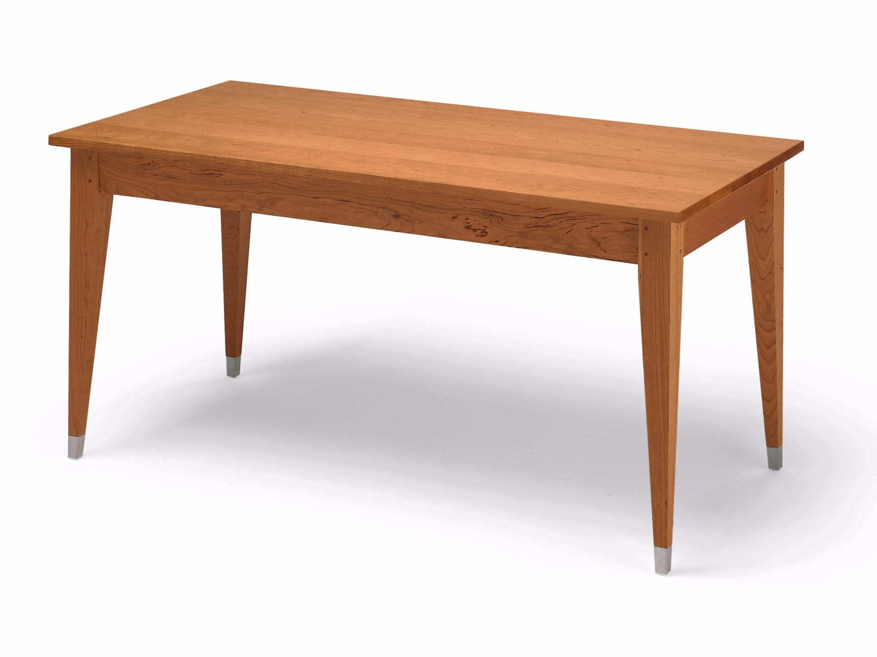 Extending solid wood dining table denver by riva 1920 design maurizio riva davide riva - Extending wood dining table ...