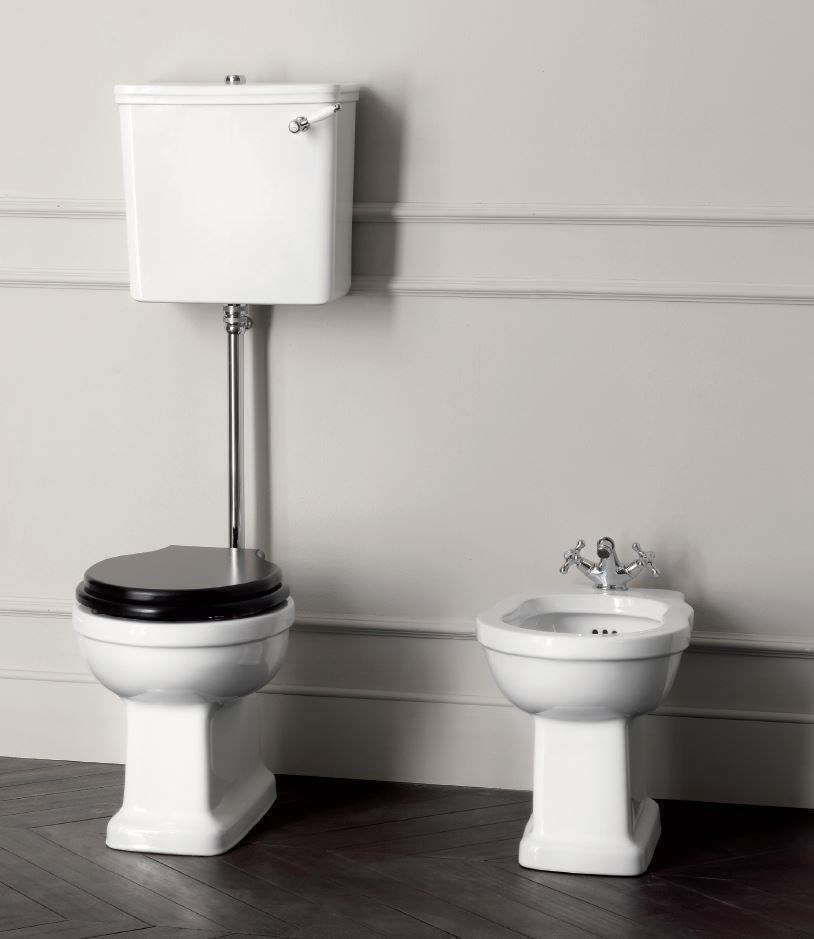 Desdemona wc con cassetta esterna by bath bath - Wc con cassetta esterna ...