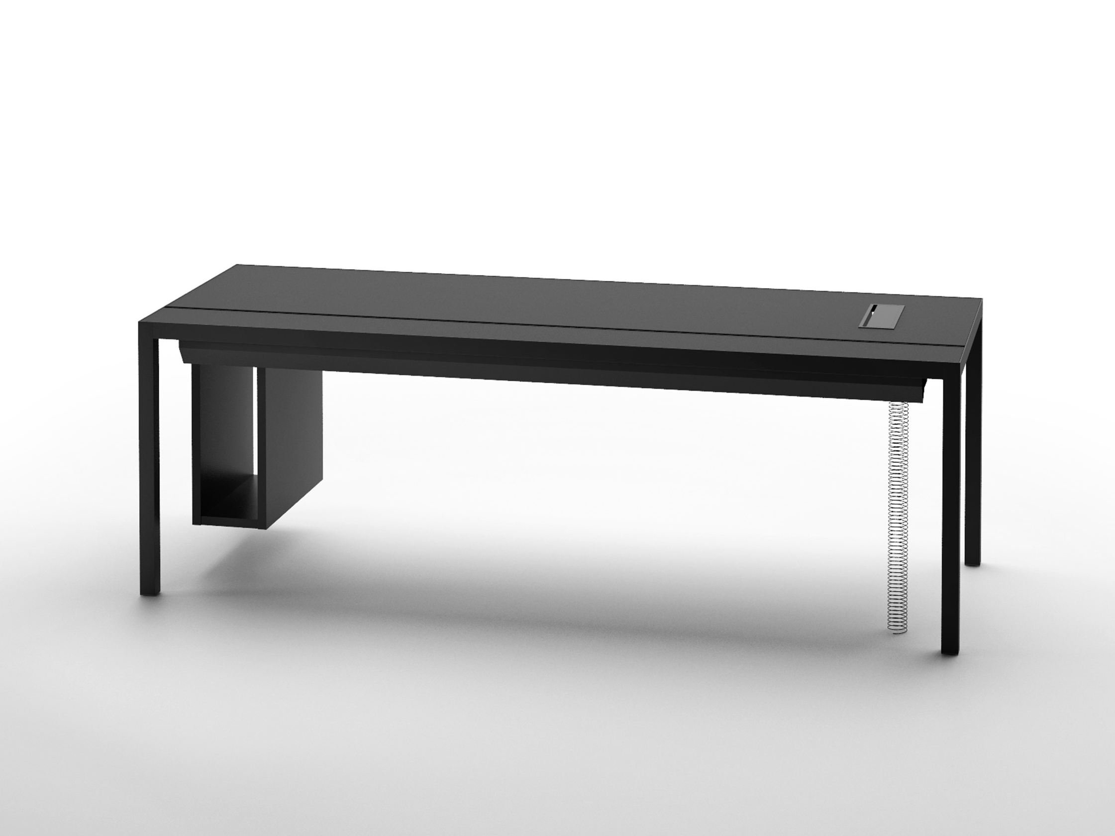 Desk 3 0 by mdf italia design francesco bettoni bruno for Mdfitalia it