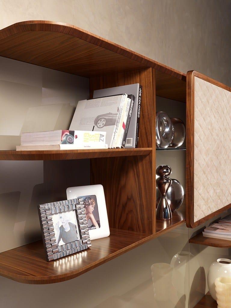 Parete attrezzata desyo by carpanelli contemporary - Carpanelli mobili ...