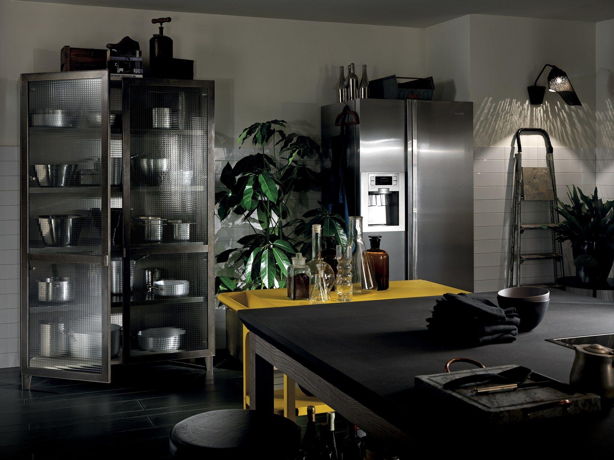 Cucina componibile diesel social kitchen linea scavolini - Cucine scavolini diesel ...