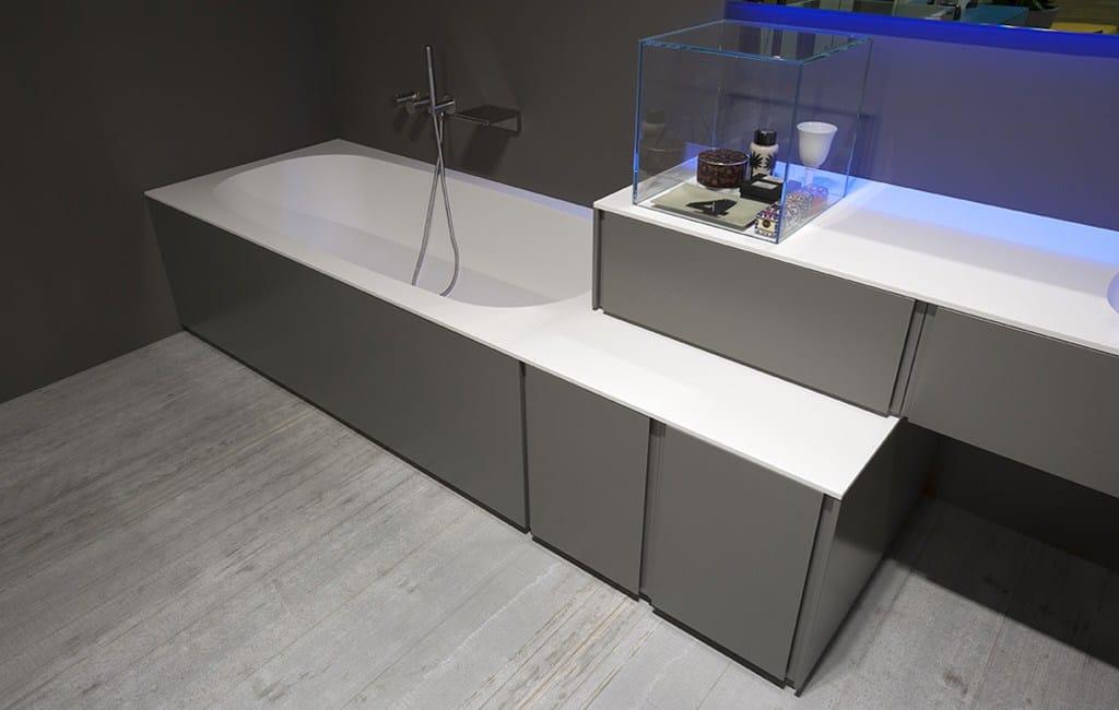 Dimora bathtub by antonio lupi design - Antonio lupi accessori bagno ...