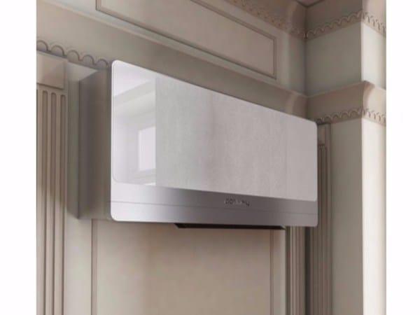 Climatizzatore a parete monoblocco senza unit esterna dobusy icool by fintek - Condizionatori ad acqua senza unita esterna ...
