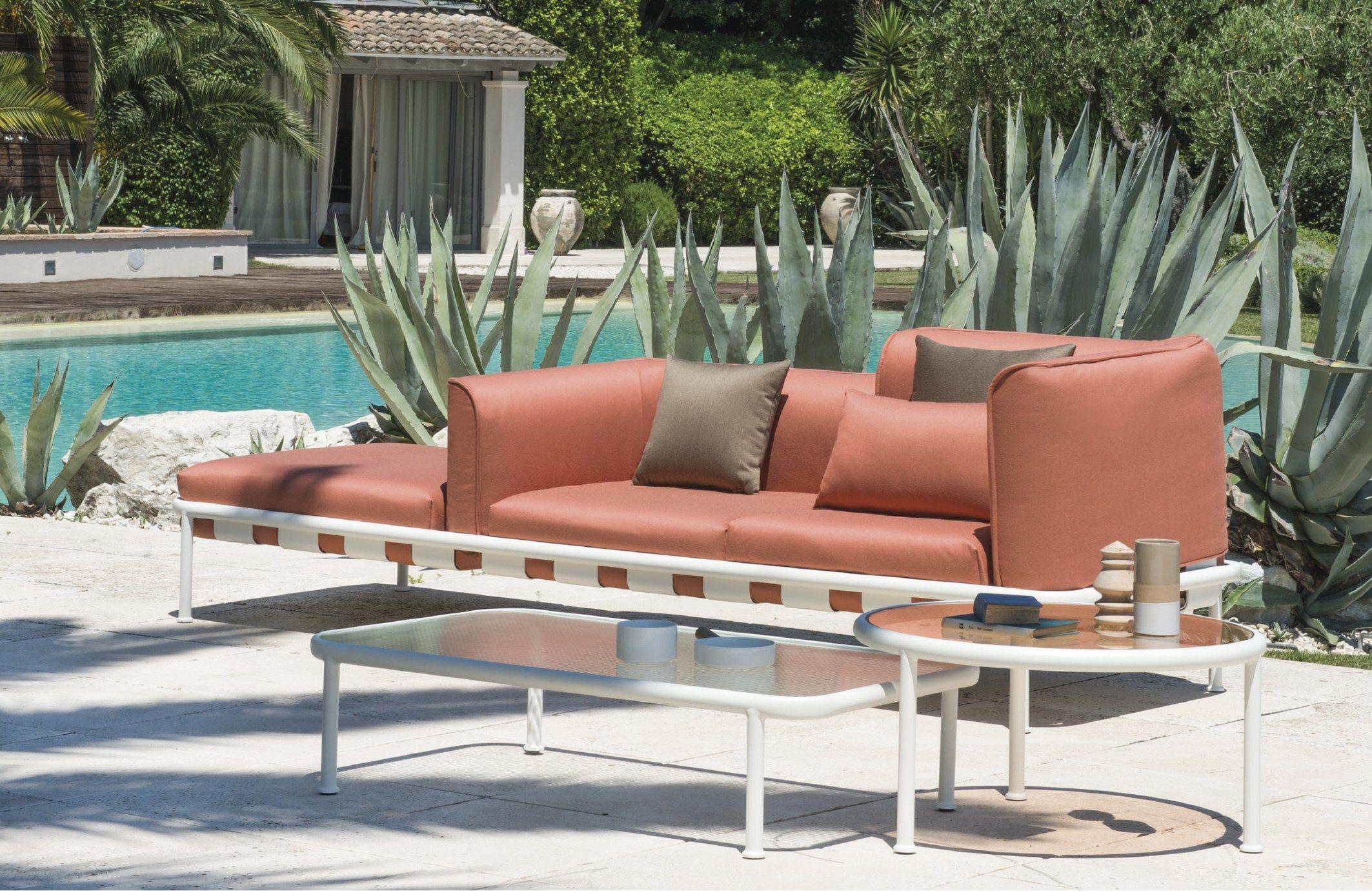 dock 3 er sofa kollektion dock by emu group s p a design. Black Bedroom Furniture Sets. Home Design Ideas