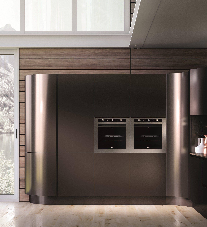 Linear Kitchen By Aster Cucine Design Lorenzo