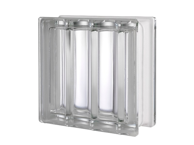 Brique surface 3d en verre pour int rieur ext rieur - Brique en verre exterieur ...
