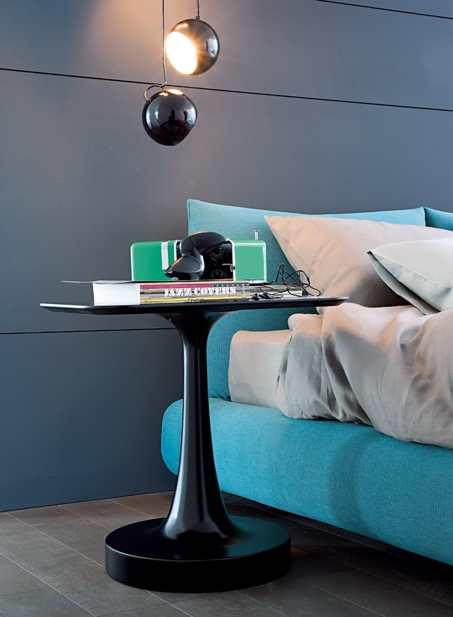 Dream bett aus stoff by poliform design marcel wanders