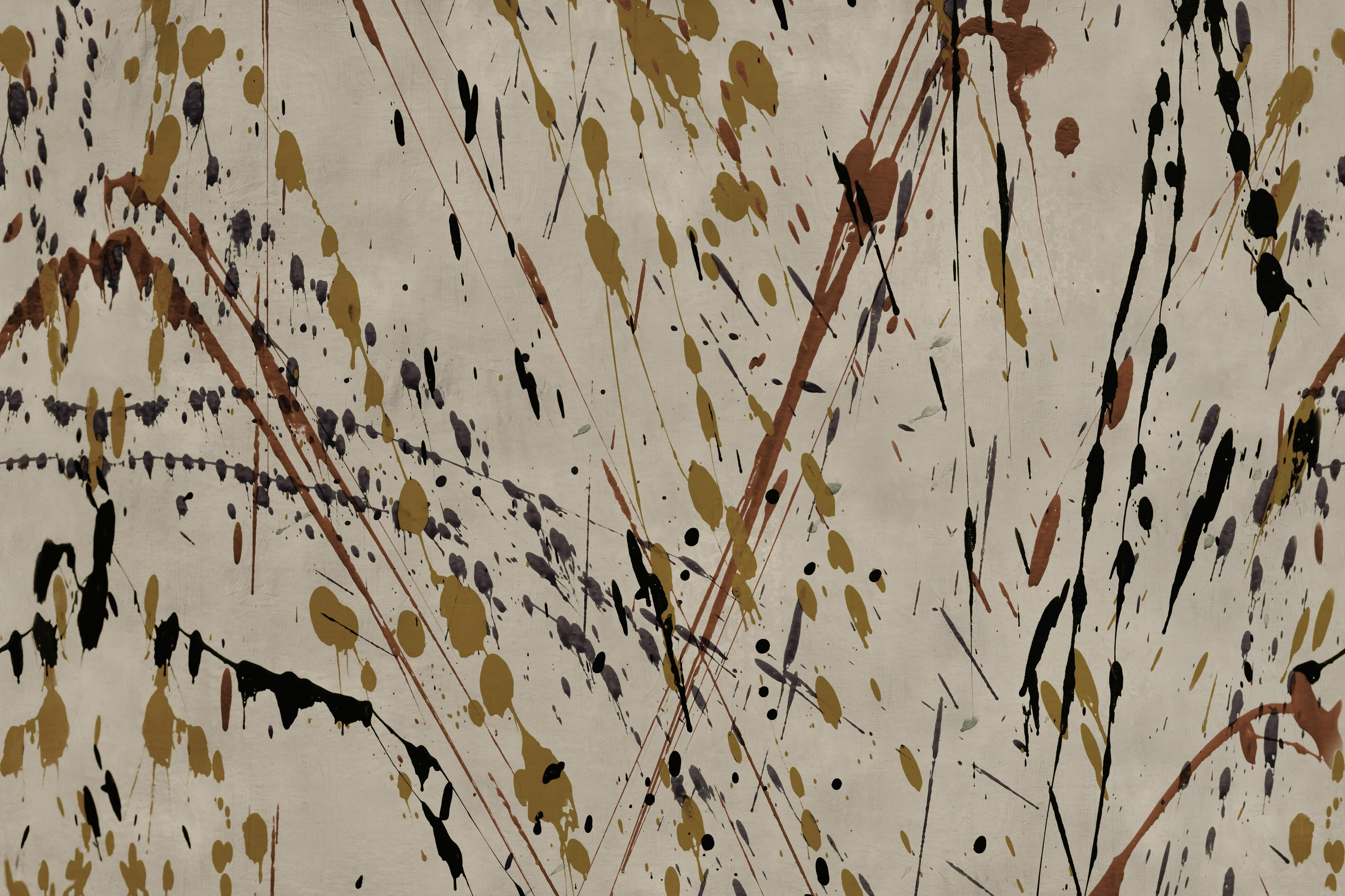 Washable Vinyl Wallpaper Drip By Glamora