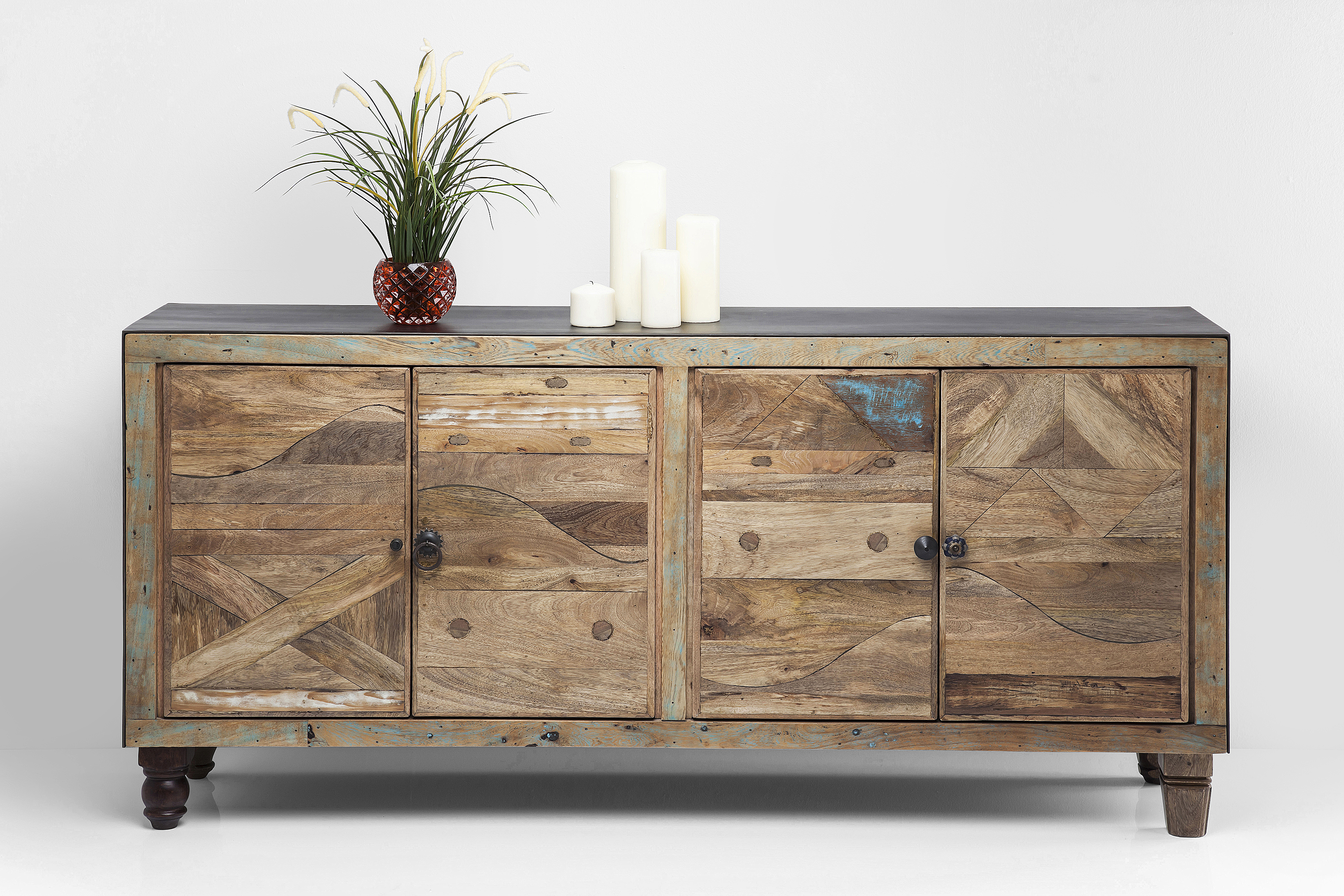 duld sideboard duld collection by kare design. Black Bedroom Furniture Sets. Home Design Ideas