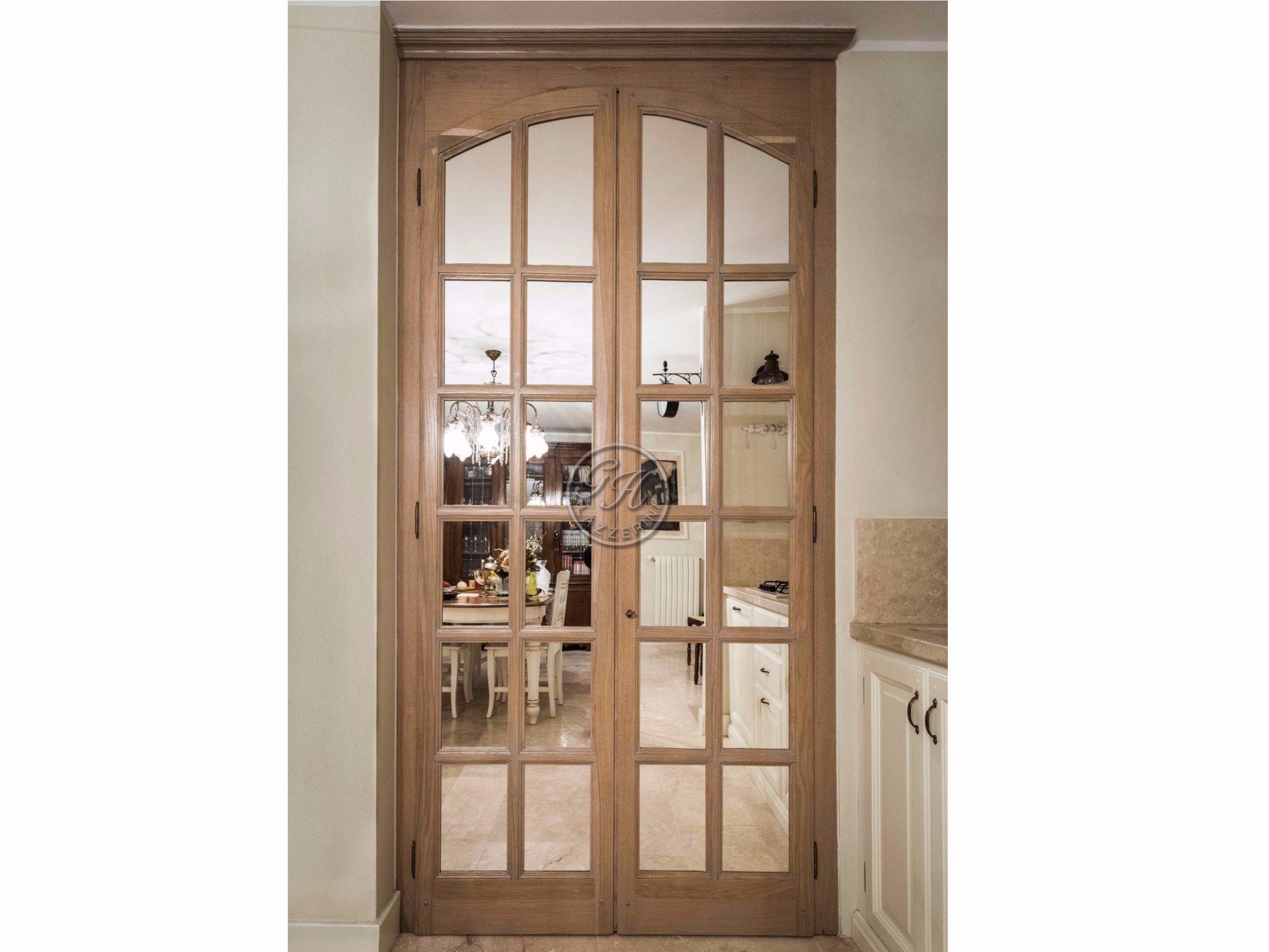 Puerta en madera y vidrio door 8 by gh lazzerini for Puertas en madera y vidrio