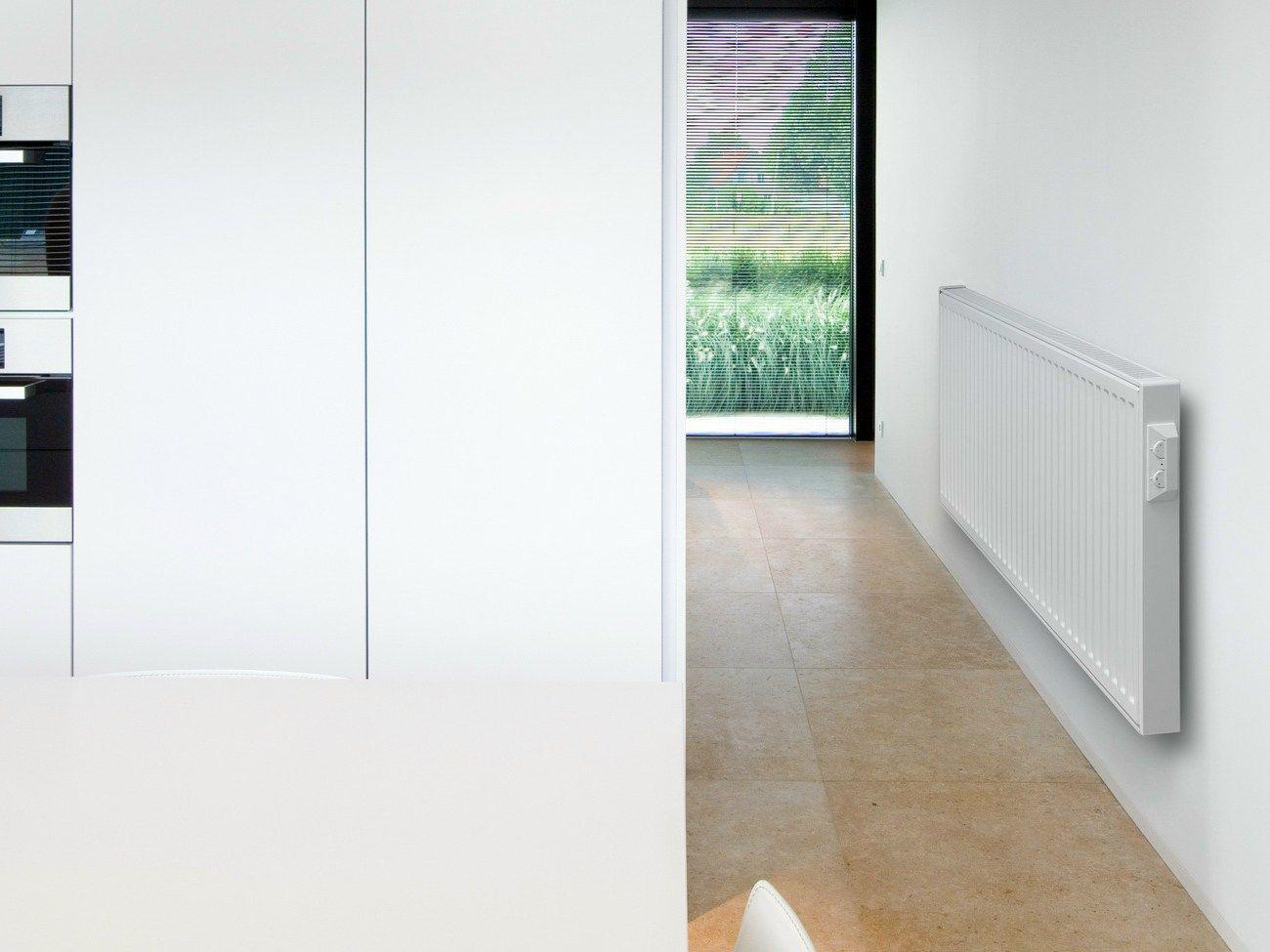 E  panel radiateur décoratif horizontal by vasco