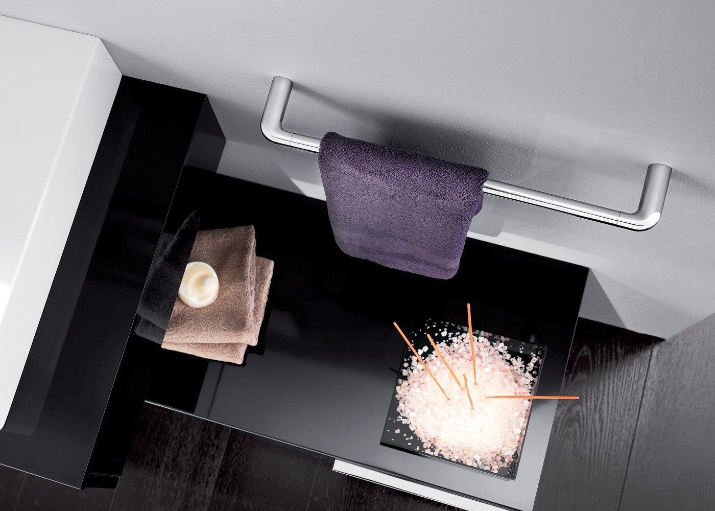 Ego porta asciugamani collezione ego by inda design for Thun accessori bagno