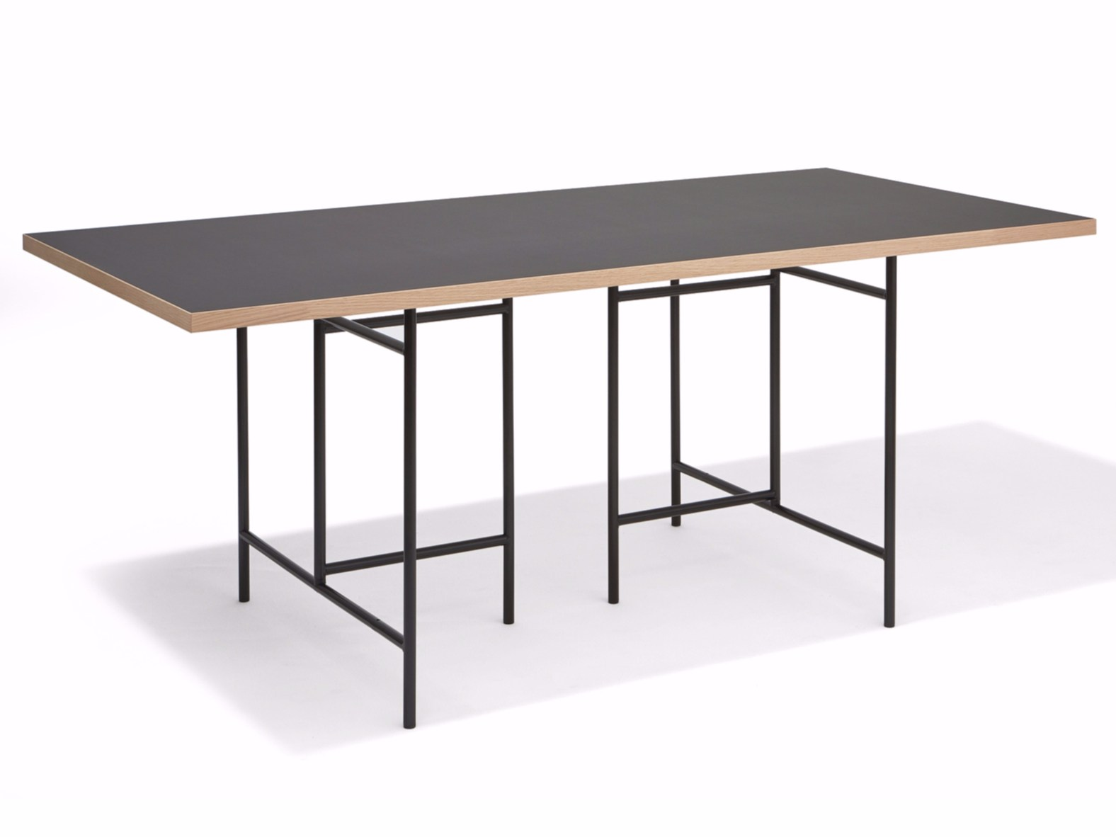 eiermann 3 rectangular table by richard lampert design alexander seifried. Black Bedroom Furniture Sets. Home Design Ideas
