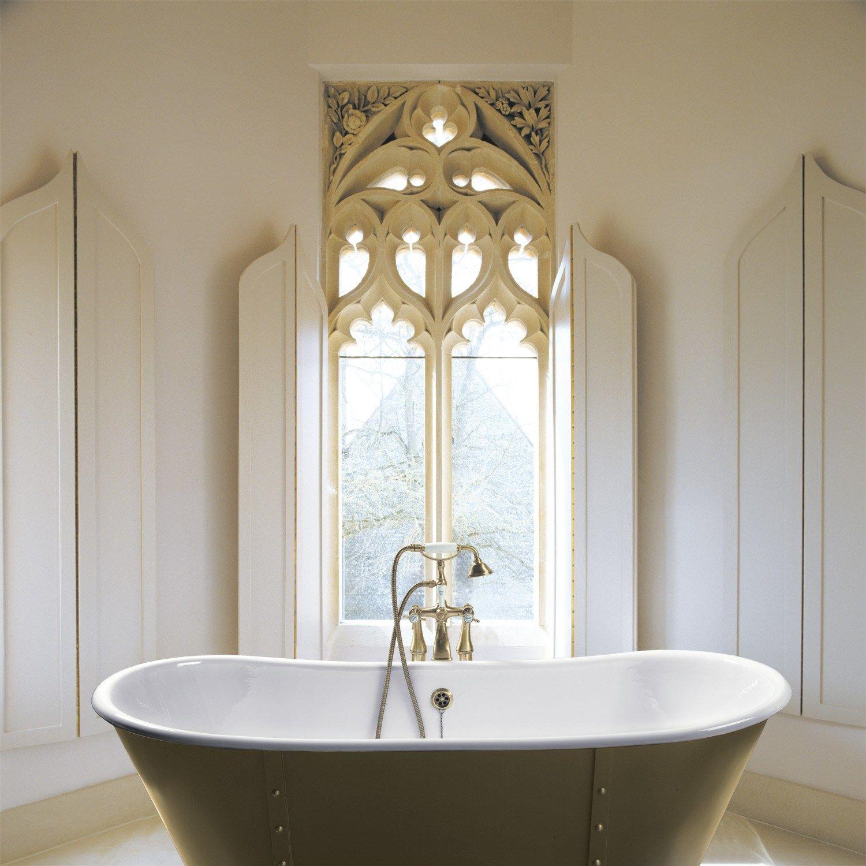 Vasca da bagno centro stanza in ghisa EIFFEL by GENTRY HOME