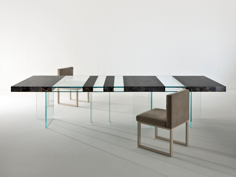 Tavolo rettangolare elemento by laurameroni design pnr design for Tavolo rettangolare design