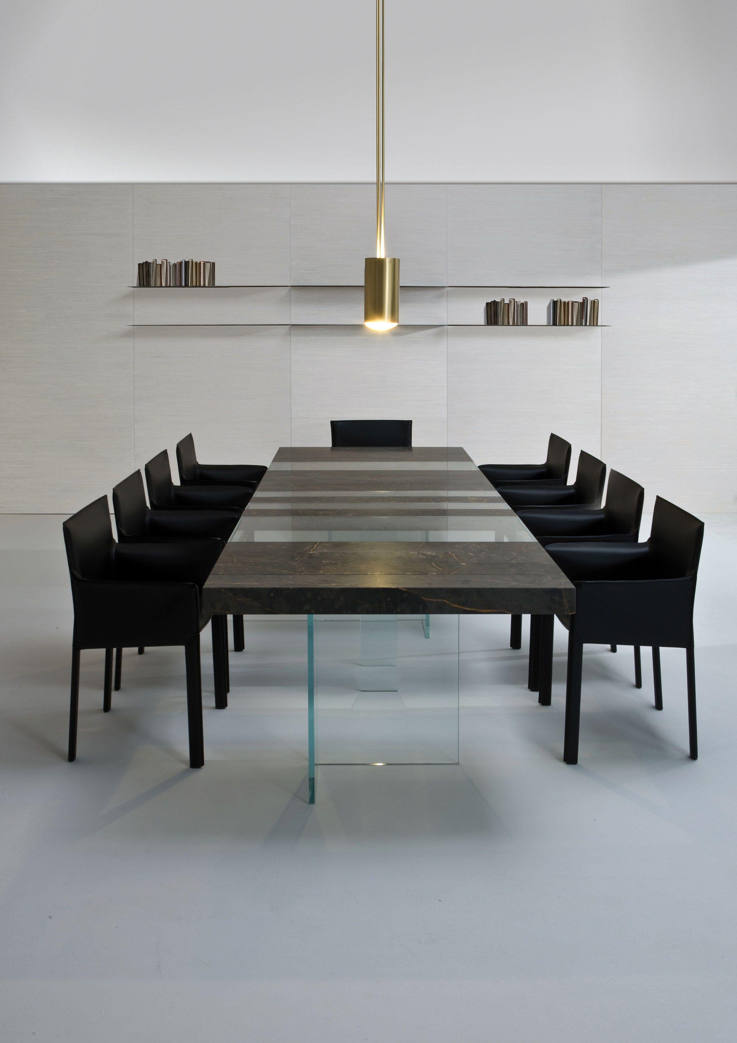 Tavolo rettangolare elemento by laurameroni design pnr design for Tavolo rettangolare