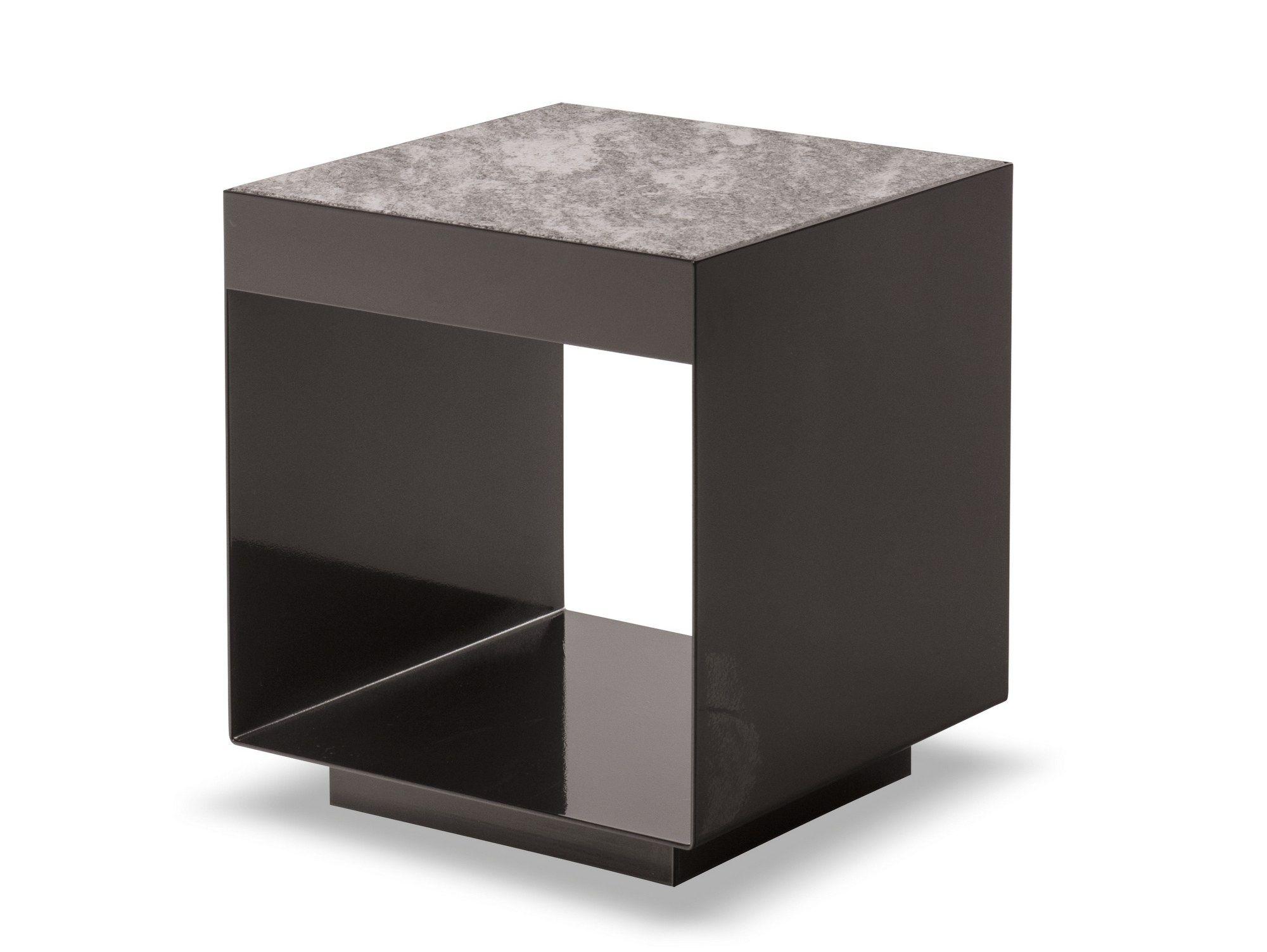 Outdoor Side Table Elliott Outdoor By Minotti Design