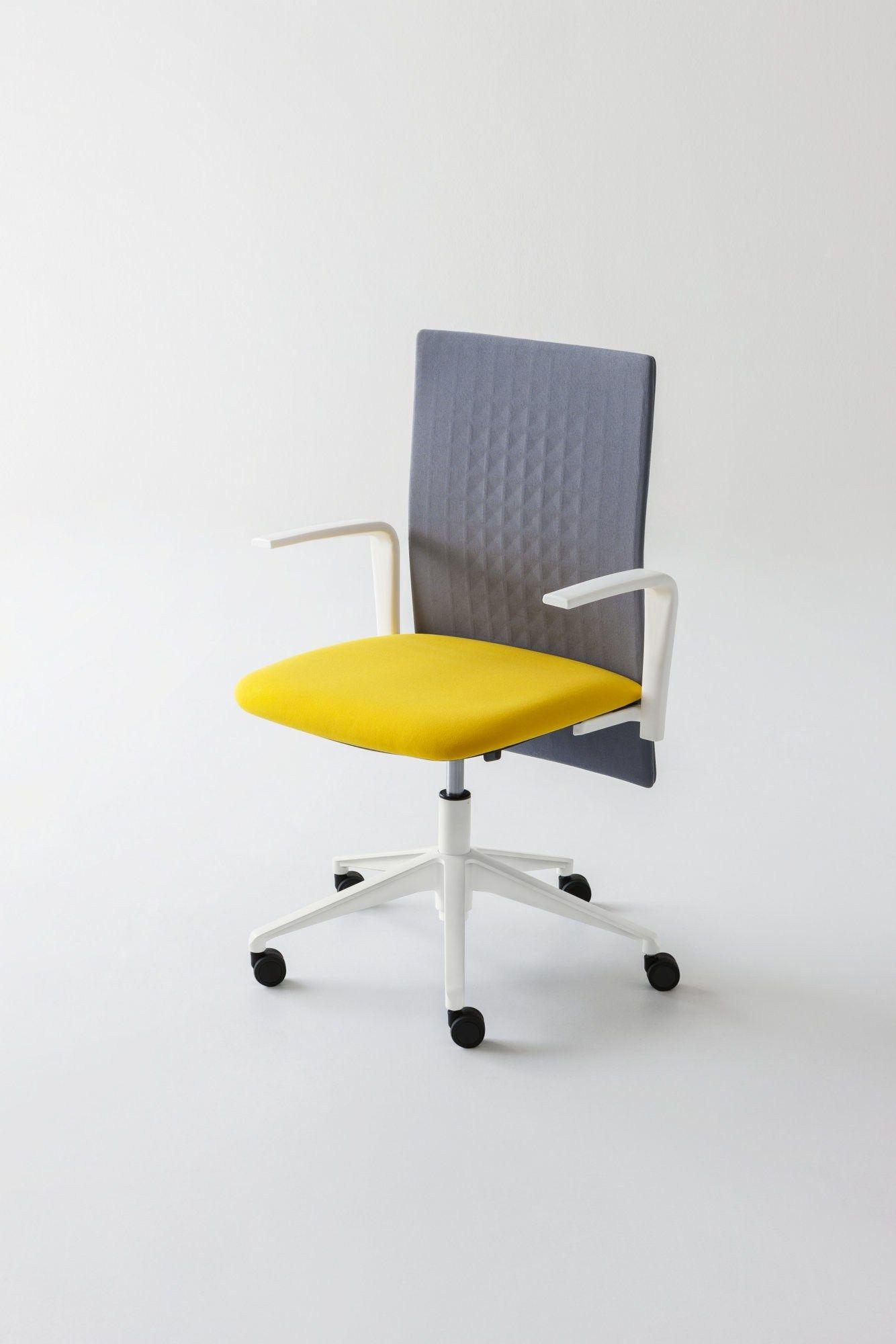 Elodie Sedia Ufficio Operativa By Gaber Design Marc Sadler