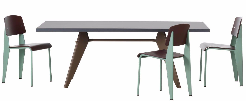 esstisch vitra m bel design idee f r sie. Black Bedroom Furniture Sets. Home Design Ideas