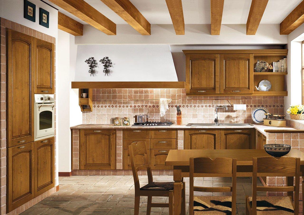 arredo cucina rustica - 28 images - cucine rustiche 10 consigli ...