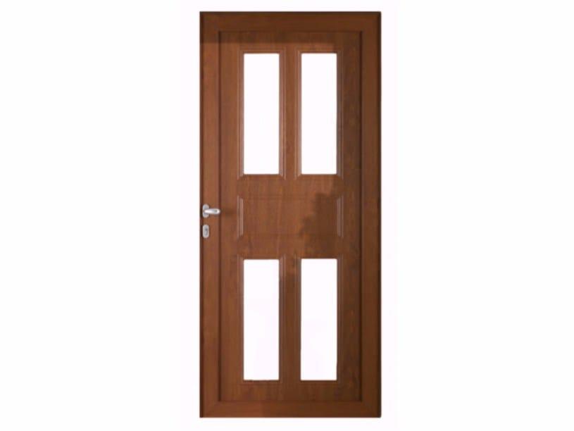 Porta d'ingresso per esterno su misura ENTRY by FOSSATI PVC