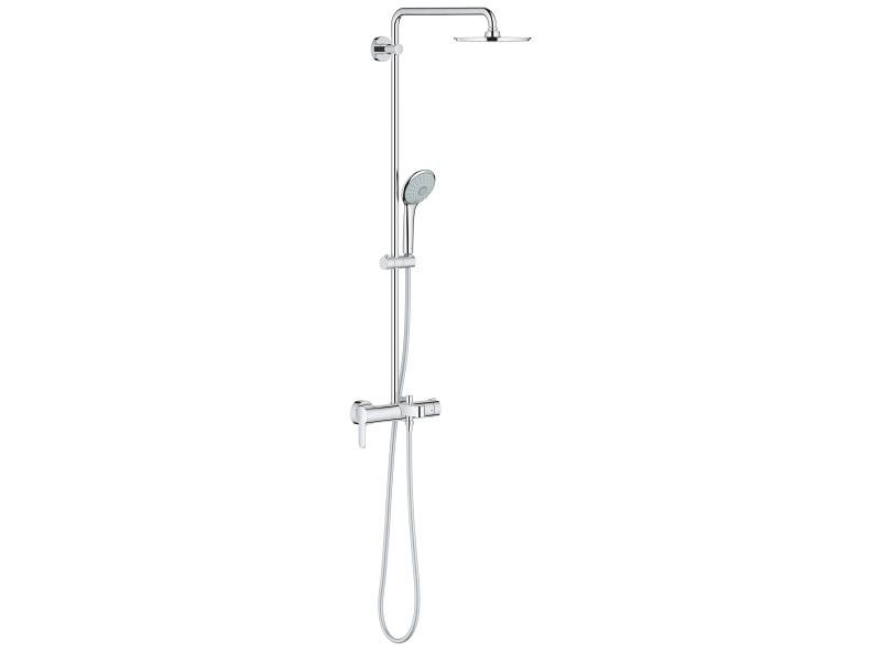 Gut EUPHORIA XXL SYSTEM 210 | Thermostatic shower panel By Grohe PE09