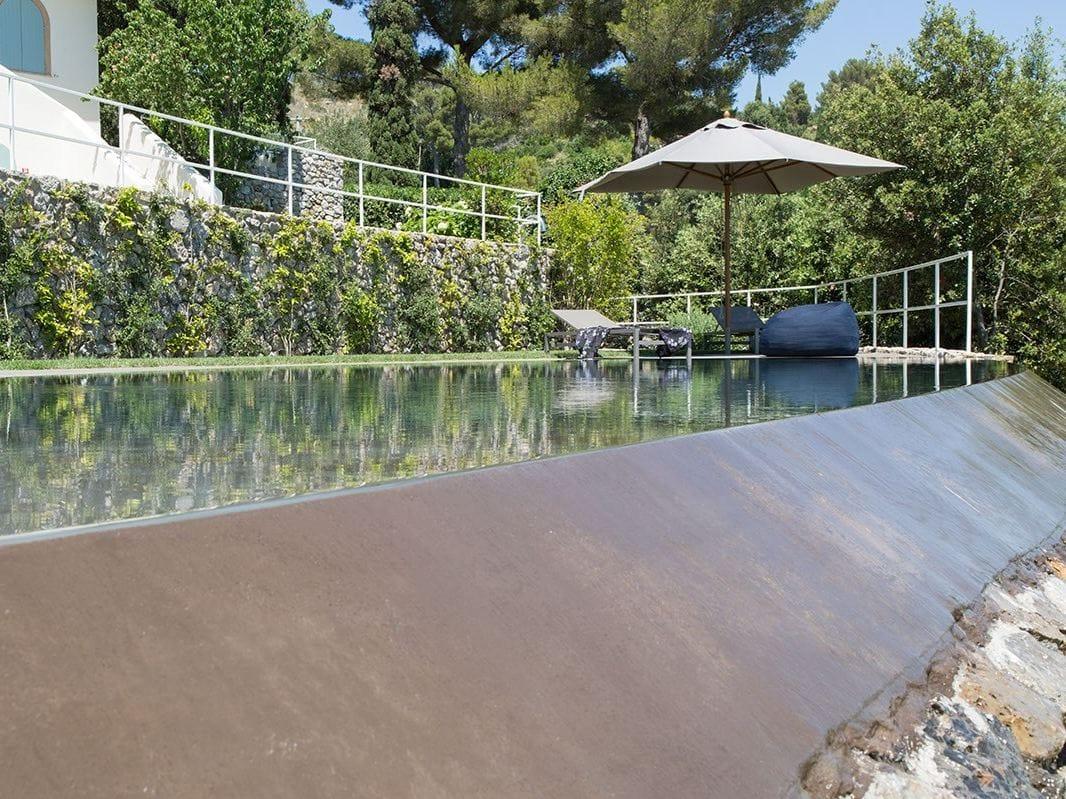 Revestimiento de piscinas de materiales cementicios euwork - Materiales para piscinas ...