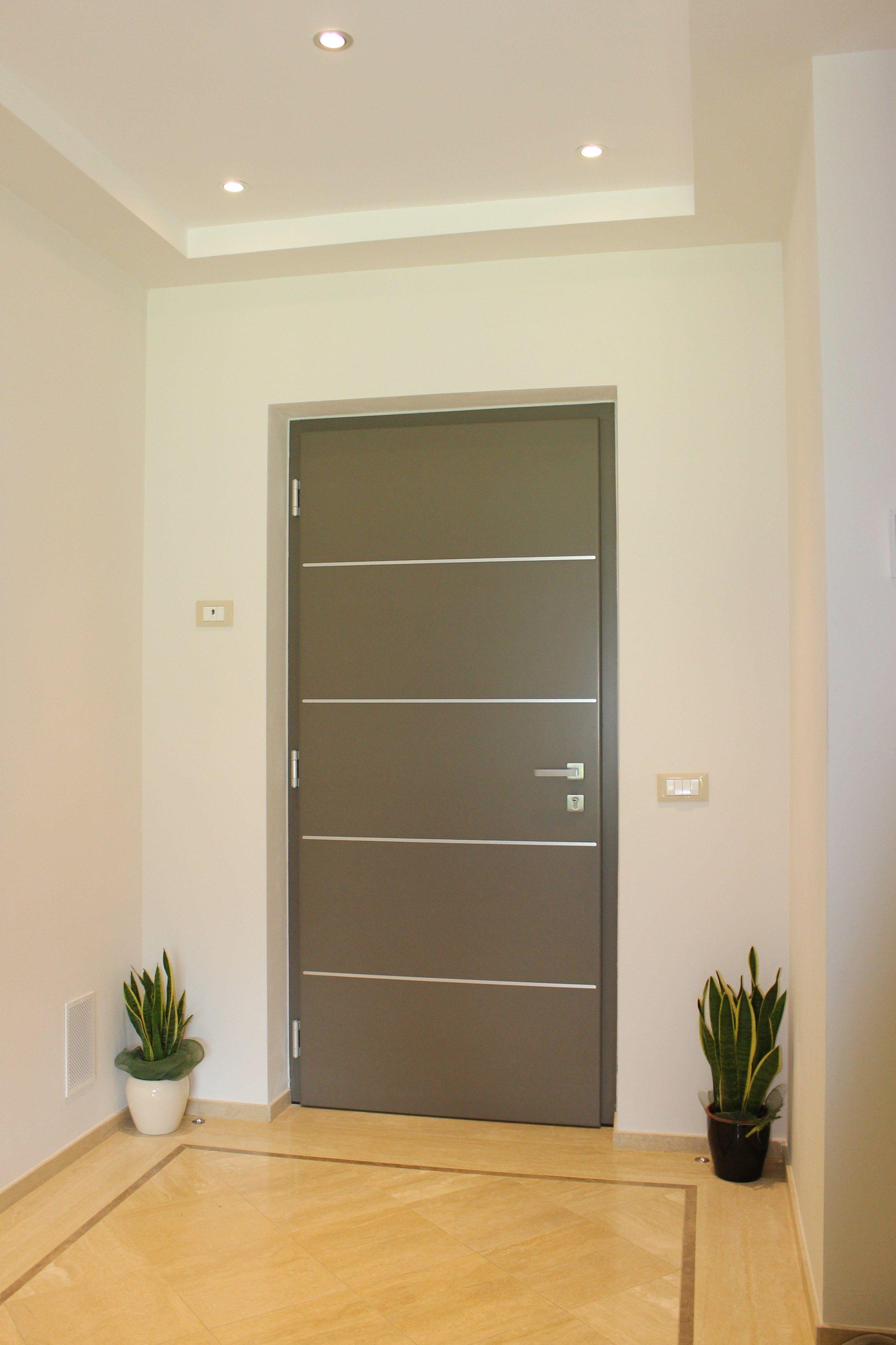 Porta d 39 ingresso by alpilegno for Porta d ingresso coloniale olandese