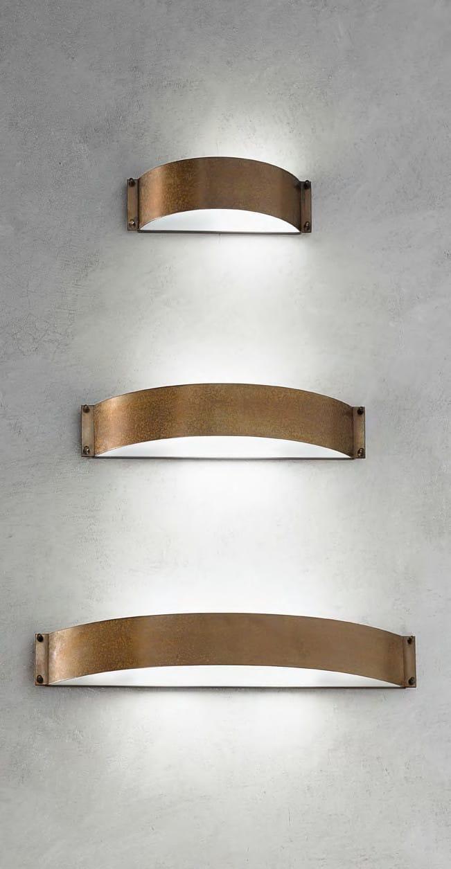 FASHION Copper wall light Fashion Collection by Aldo Bernardi