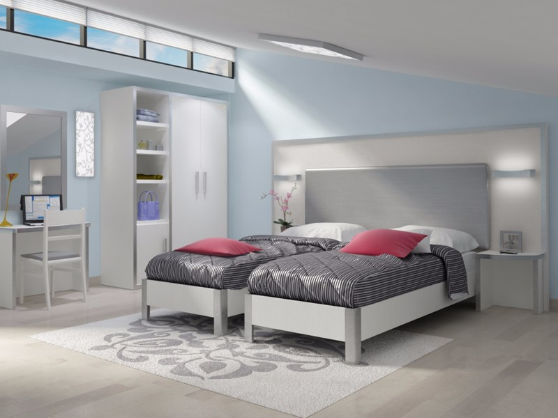 Furniture For Residence FASHION Hotel Bedroom MOBILSPAZIO Contract