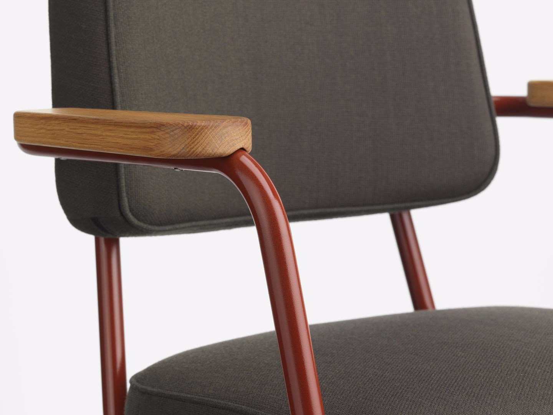 Sedia ad altezza regolabile con ruote fauteuil direction for Altezza sedia
