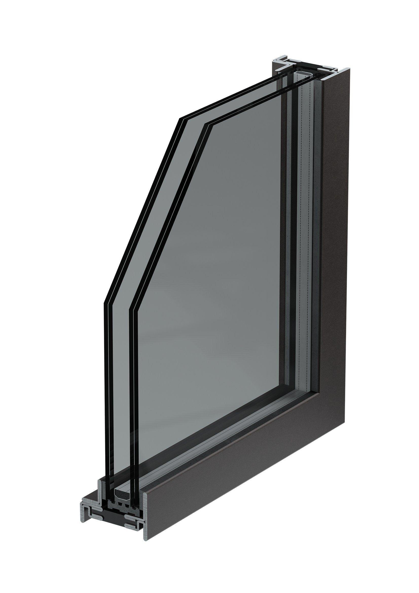 Ferrofinestra taglio termico porta finestra scorrevole by - Porta finestra scorrevole ...
