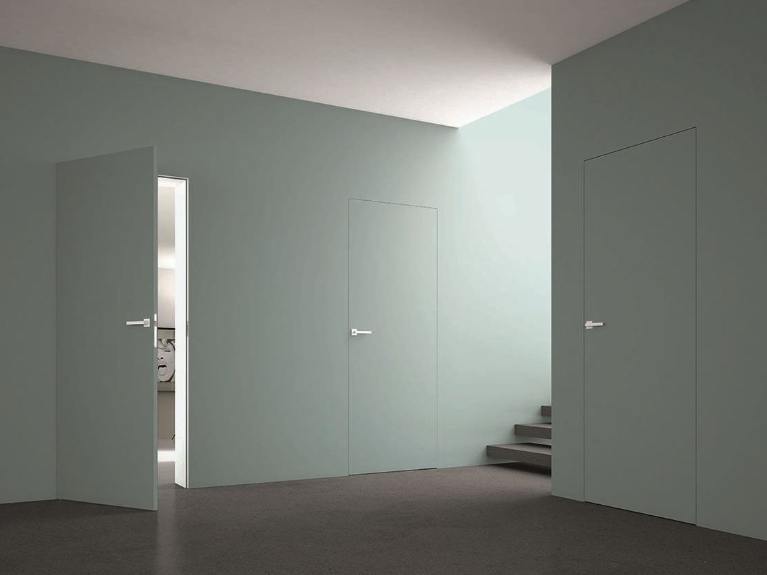filomuro zero porte affleurante by adielle. Black Bedroom Furniture Sets. Home Design Ideas