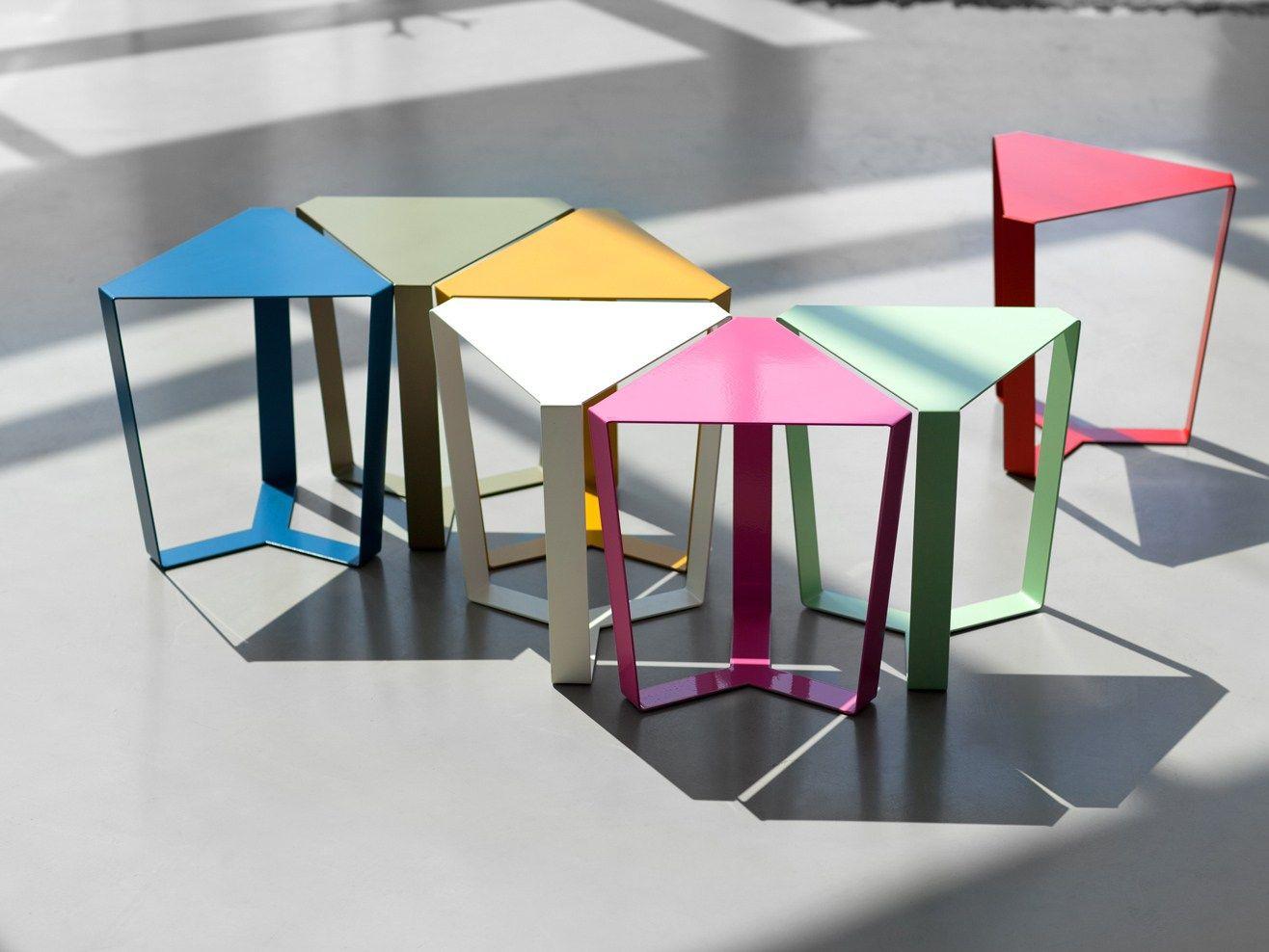 Tavolino da salotto per contract FINITY by MEME DESIGN design ...