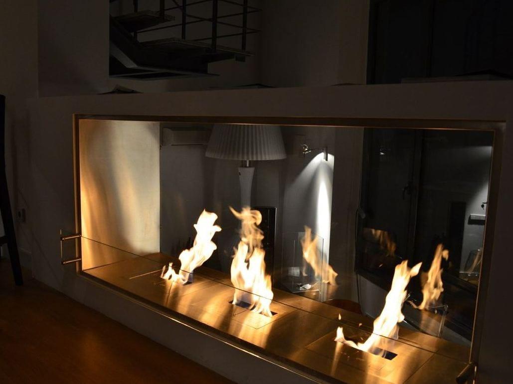 bioethanol fireplace insert firebox db by ecosmart fire -