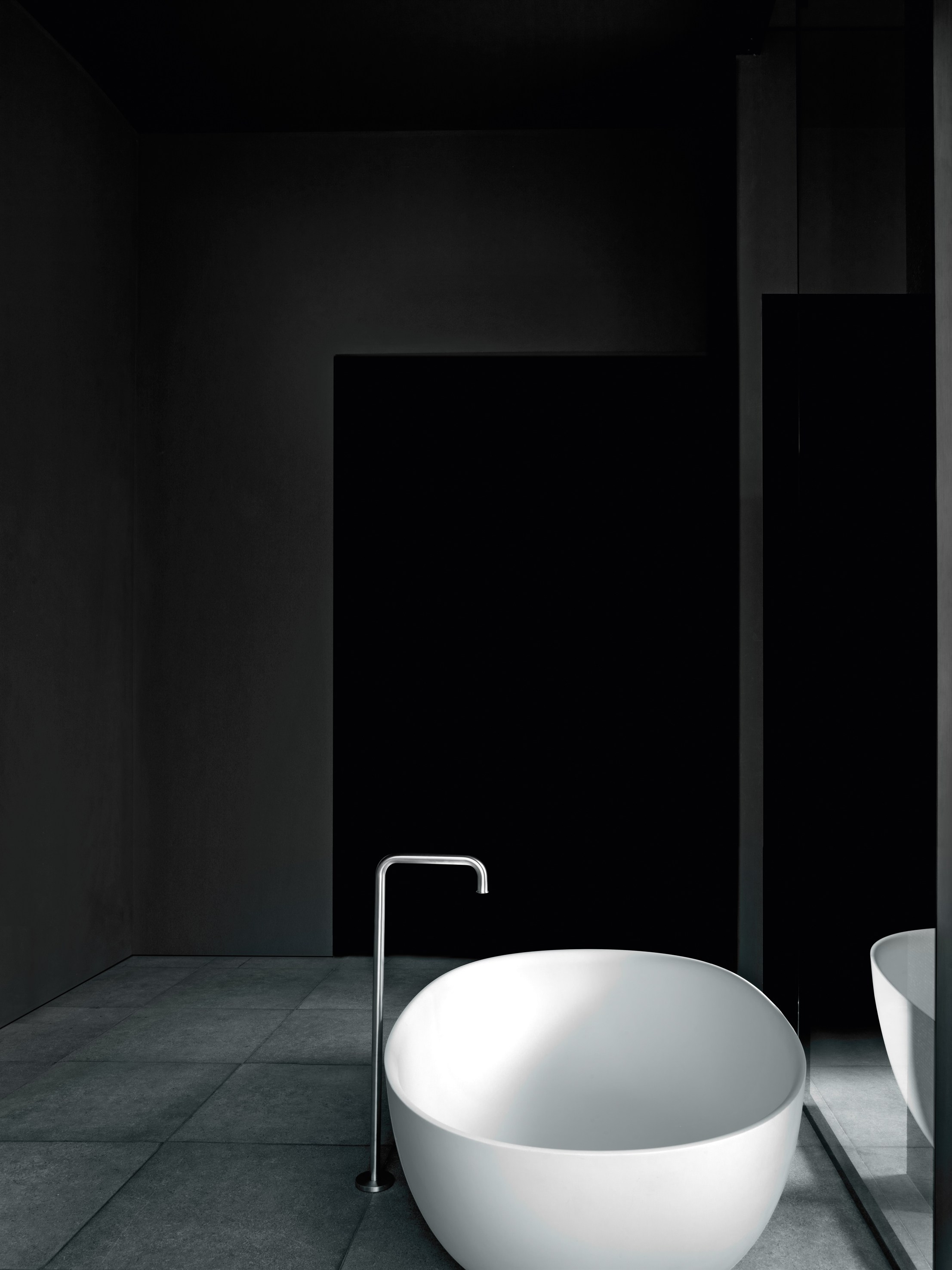 fisher island bathtub by boffi design piero lissoni. Black Bedroom Furniture Sets. Home Design Ideas