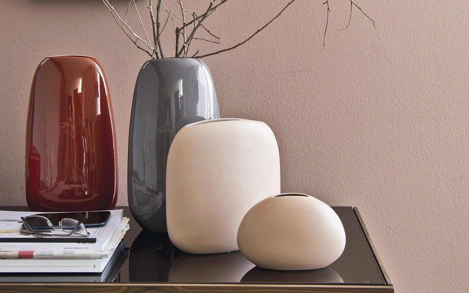 ceramic vase flavour by calligaris