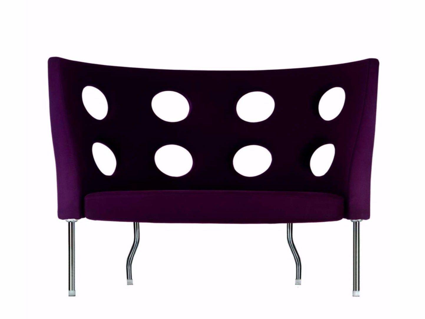 canap 2 places avec rev tement amovible avec dossier haut. Black Bedroom Furniture Sets. Home Design Ideas
