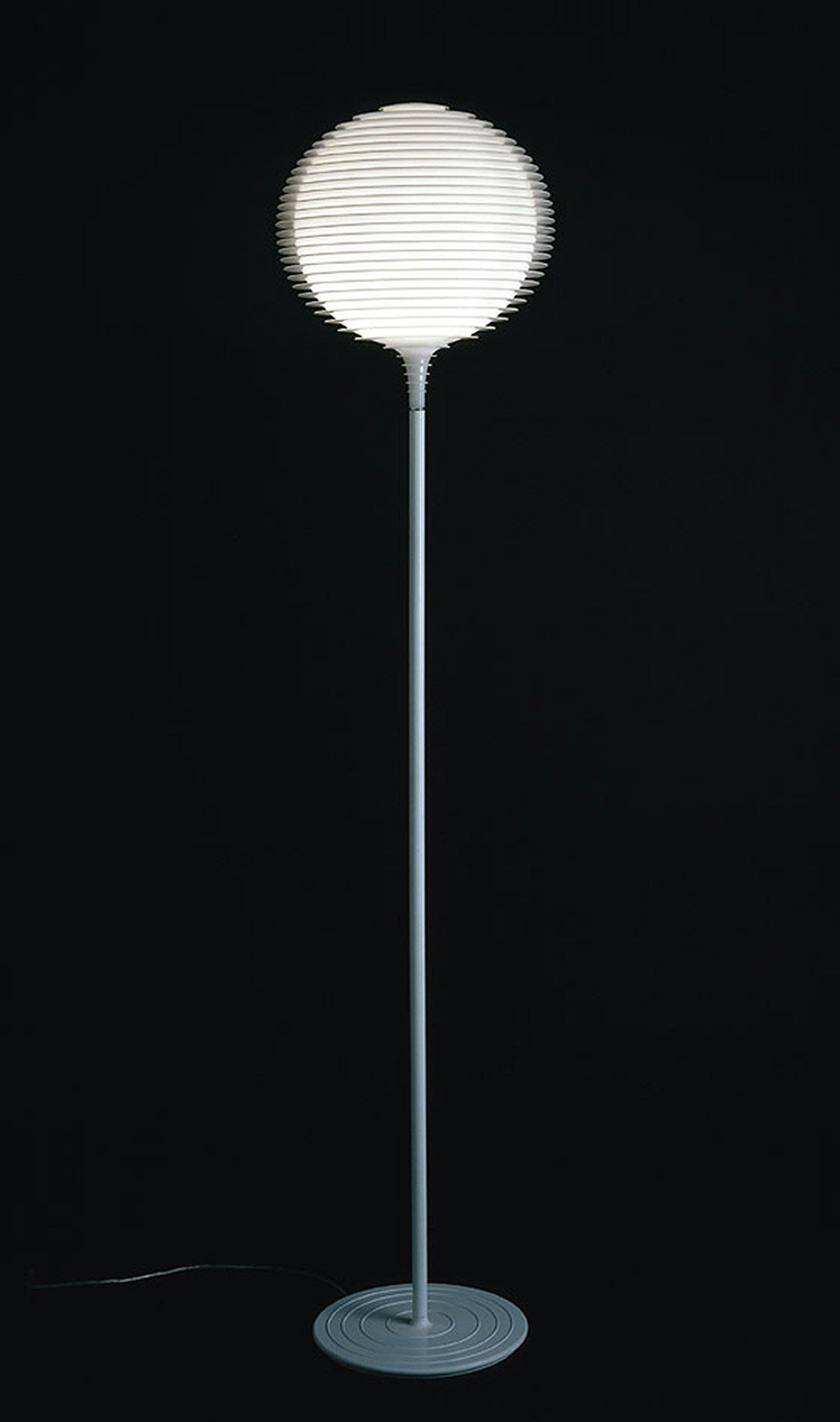 halogen polycarbonate floor lamp flow f2 by rotaliana. Black Bedroom Furniture Sets. Home Design Ideas