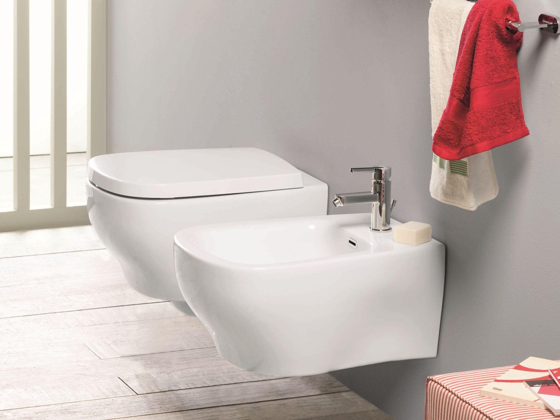 fluida | wc sospeso collezione fluida by newform - Ceramica Bagno Fluida Di Newform