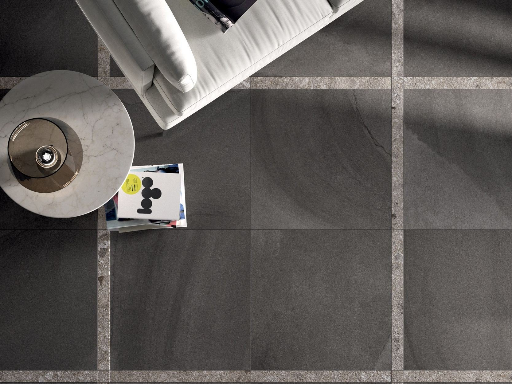 Difference ceramic and porcelain tile