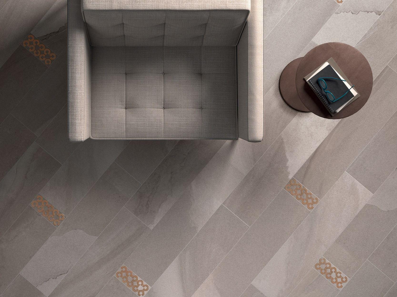 rev tement de sol mur en gr s c rame fluido by ariana ceramica italiana. Black Bedroom Furniture Sets. Home Design Ideas