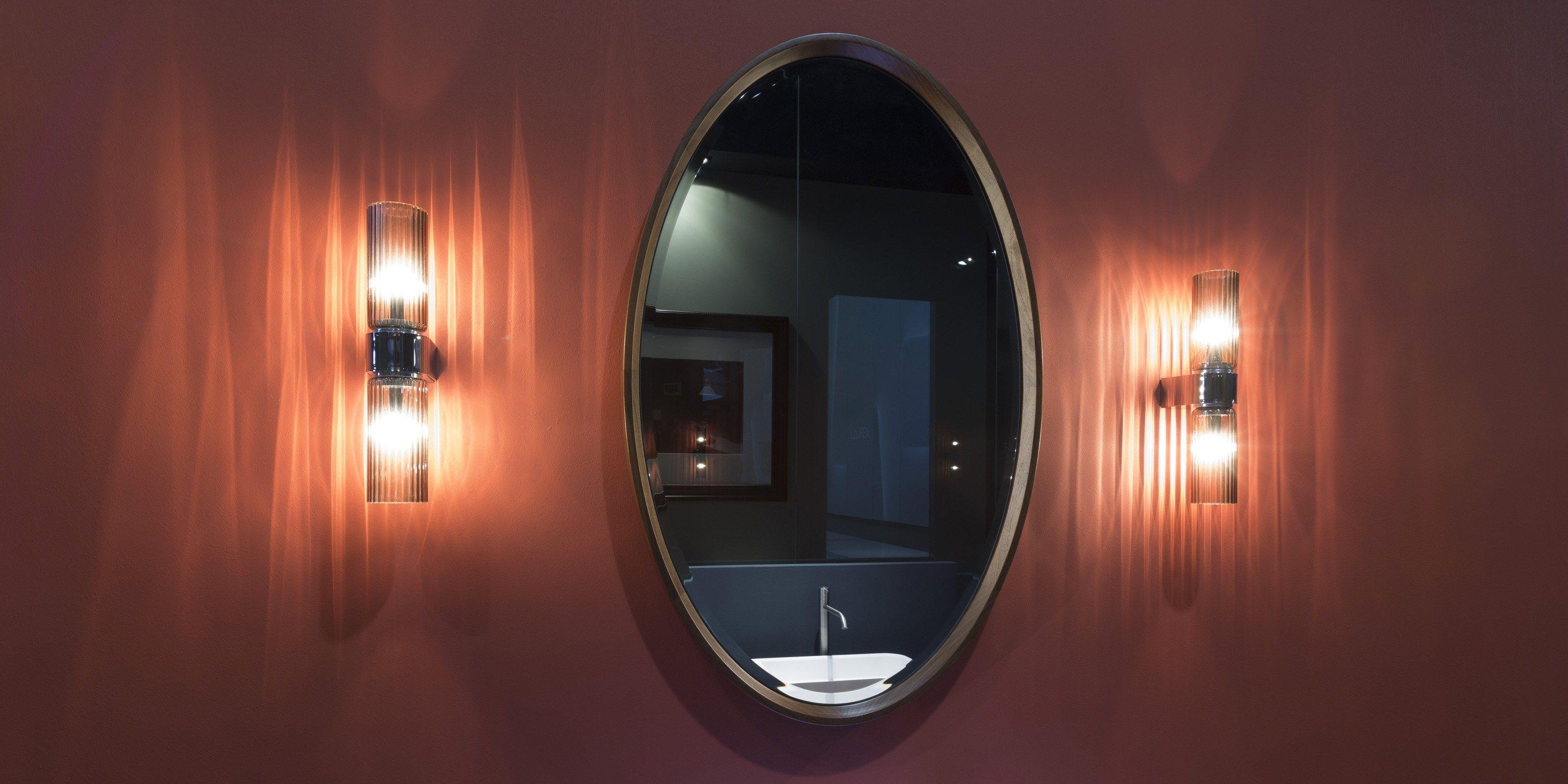 Forma by antonio lupi design - Specchio ovale per bagno ...