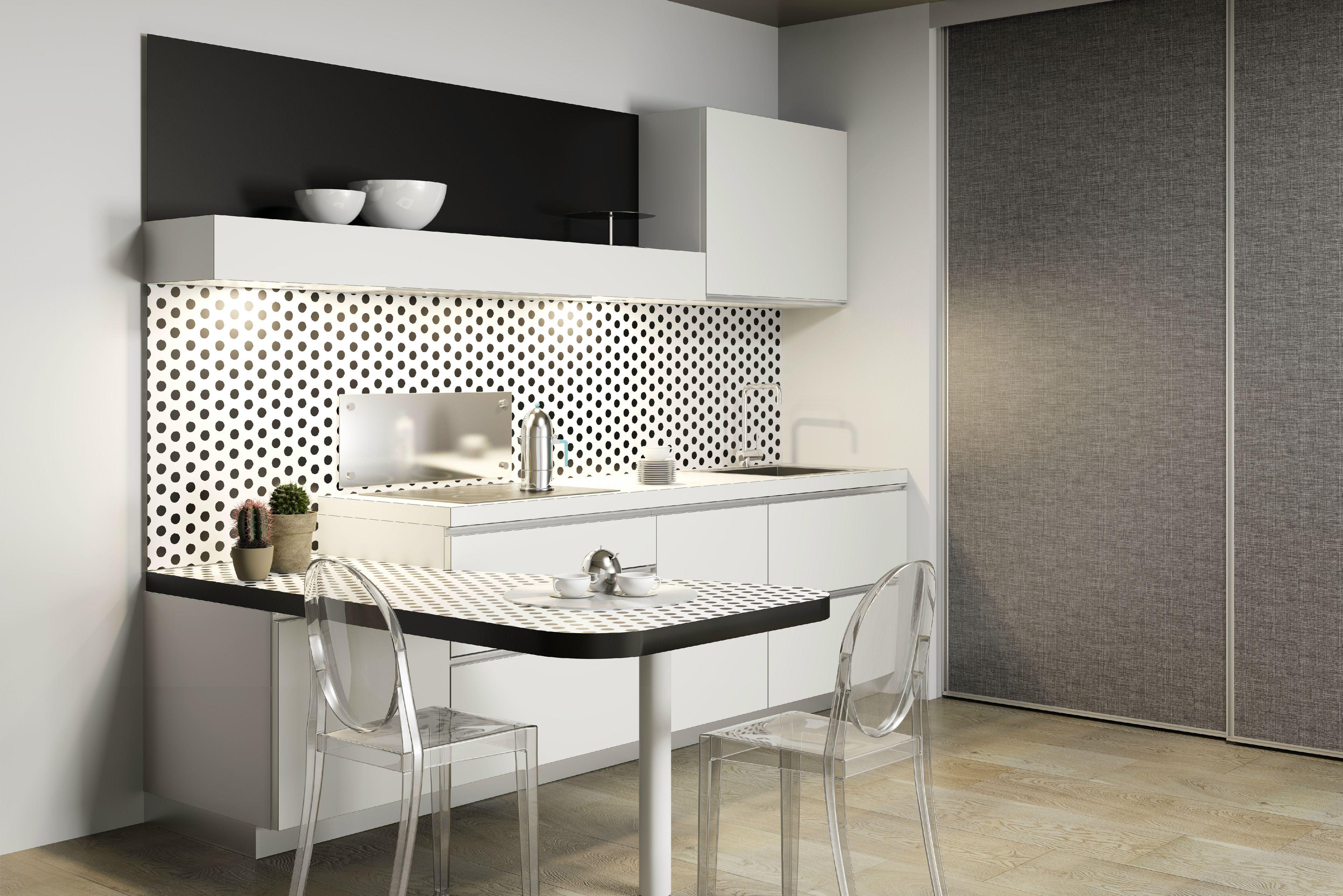 Tavolo isola dwg design casa creativa e mobili ispiratori - Tavolo a penisola ...