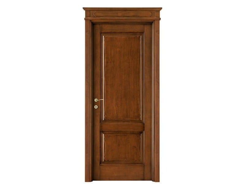 Porta in legno massello formelle collezione formelle by legnoform - Porta in legno massello ...