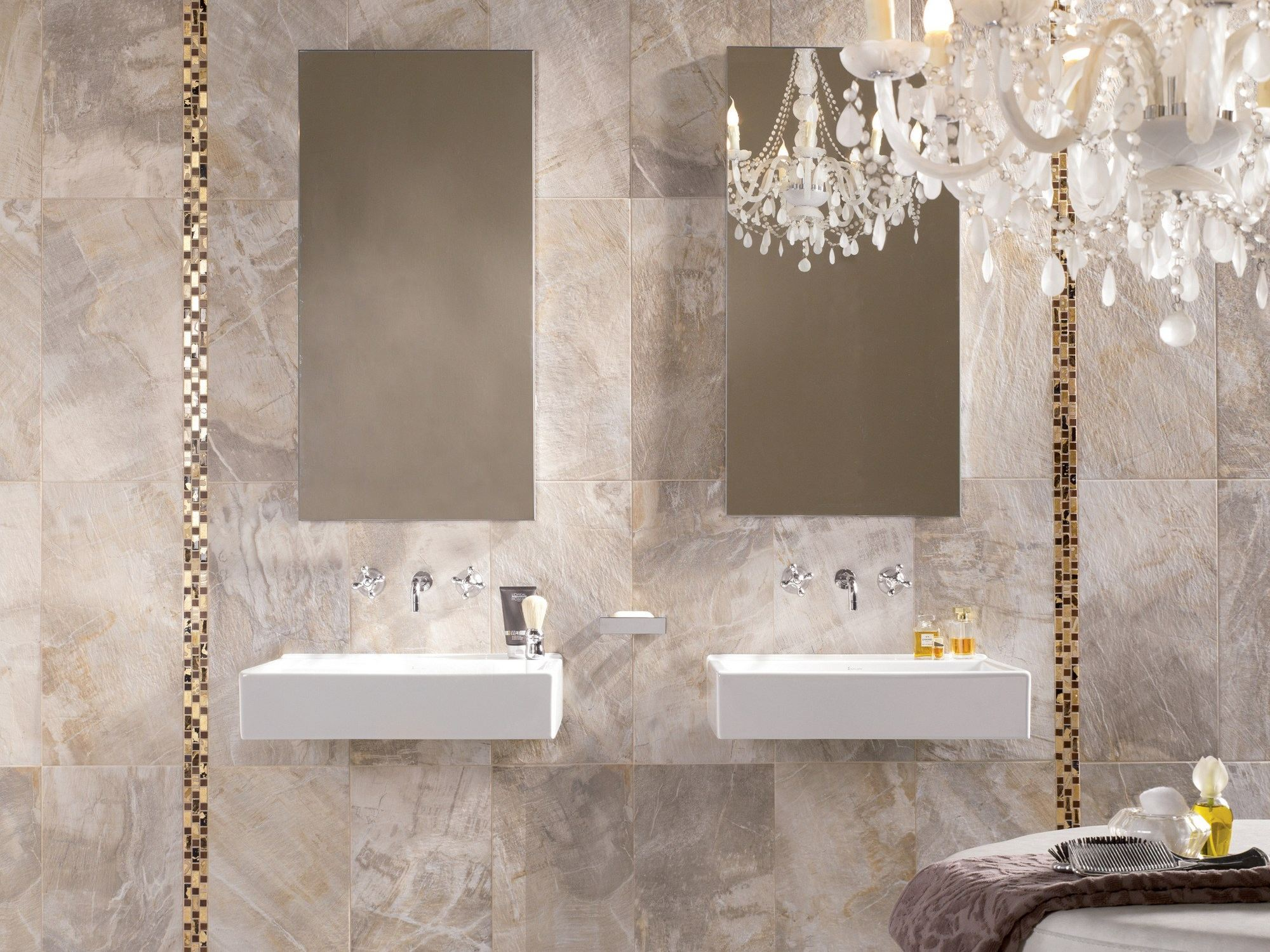 Porcelain Stoneware Wall Floor Tiles Fossil By Abk